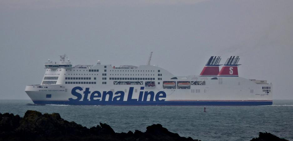 2014 – Stena Adventurer