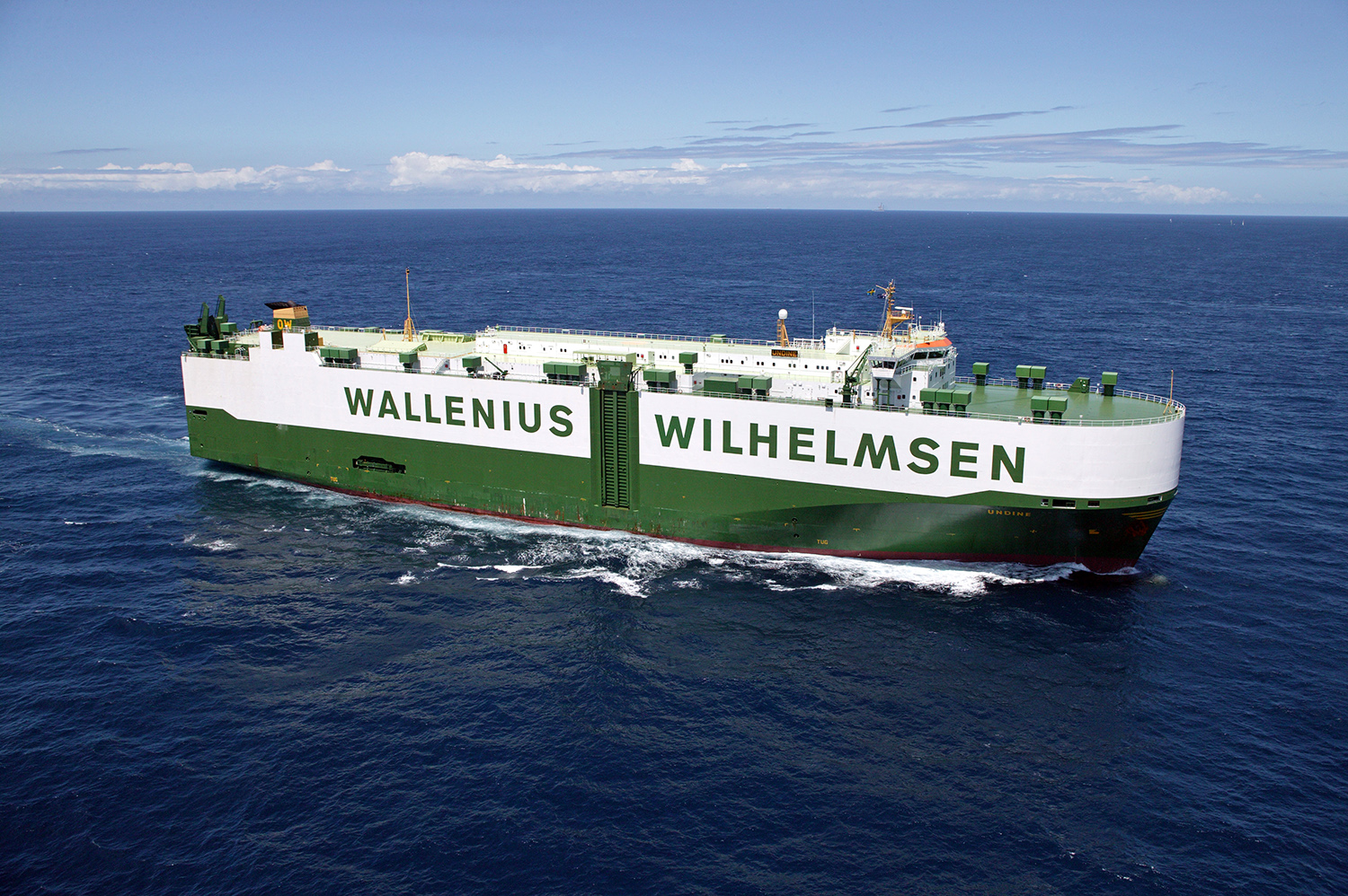 2014 – WALLENIUS MACHINERY VENTILATION CONTROL, ONGOING